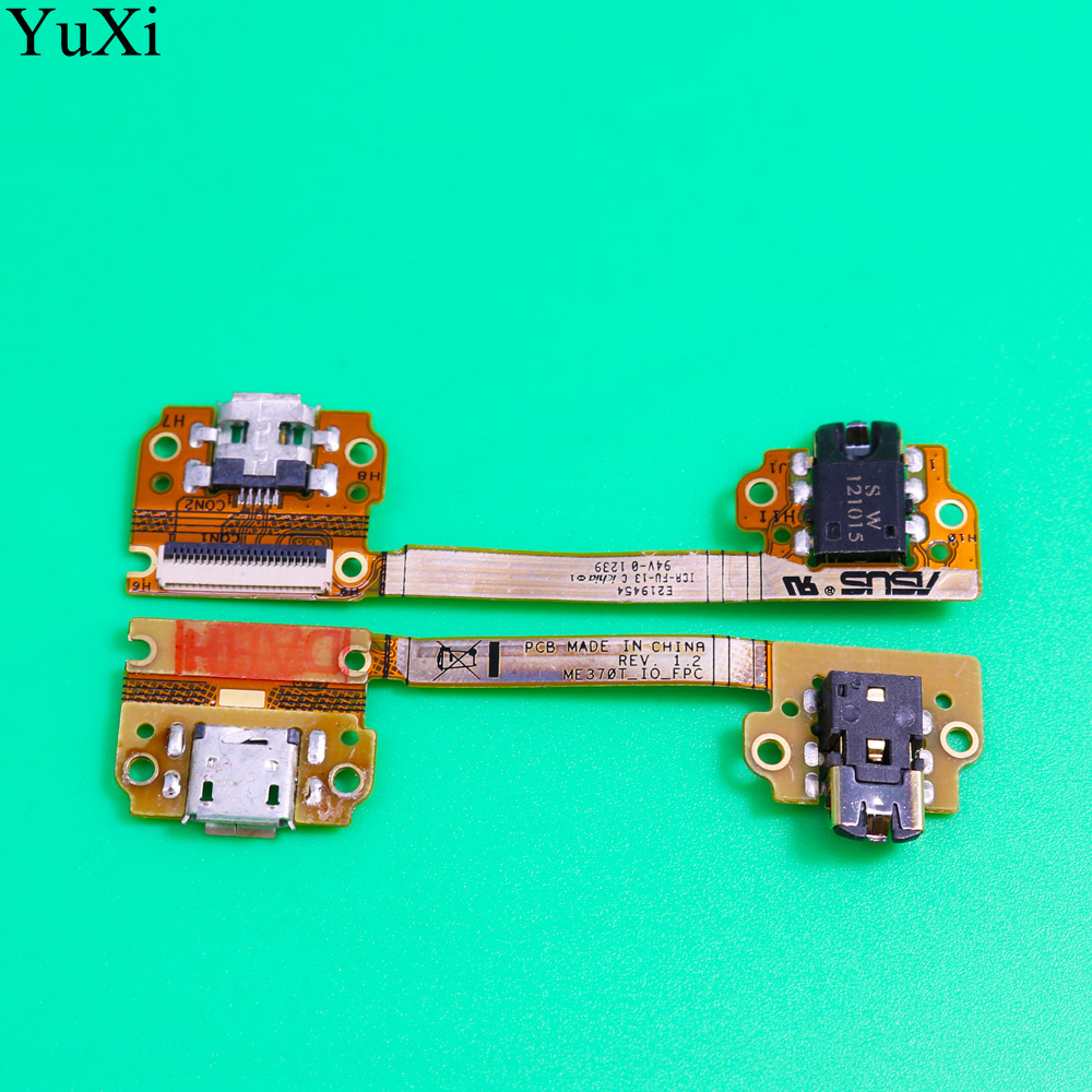 YuXi USB Dock Charging Port Flex Cable Repair Parts For Asus Google Nexus7 1st Gen ME370T Nexus 7