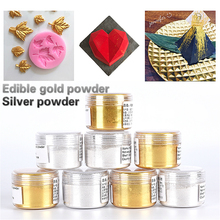Spray-Gun Decorative-Gold-Powder Chocolate Silver-Powder/baking-Material