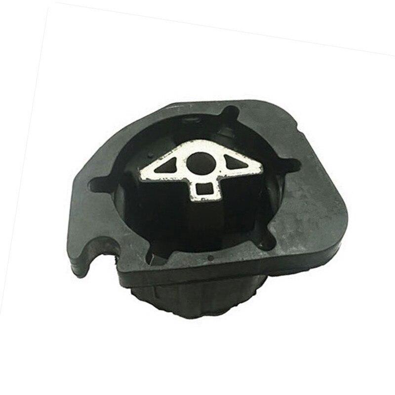 Boîte de vitesses en caoutchouc vague boîte support pad boîte de vitesses en caoutchouc roulement adapté pour X5 X6 E70 E71b mw2008-2017 boîte de vitesses support boîte de vitesses colle
