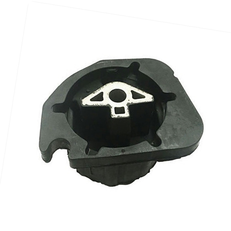 Gearbox rubber Wave box bracket pad Gearbox rubber bearing Suitable for X5 X6 E70 E71b mw2008-2017 Gearbox bracket Gearbox glue