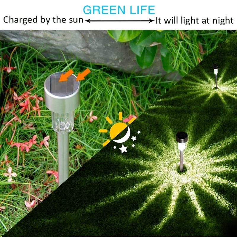 10 pcs led solar luz ao ar 01