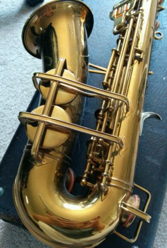 US $1735 5 |aristocrat buescher big b alto saxophone (just serviced)-in  Saxophone from Sports & Entertainment on Aliexpress com | Alibaba Group