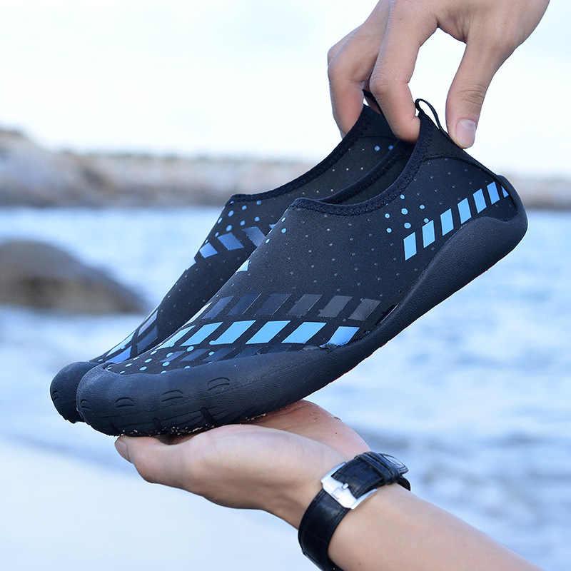 Mannen Vrouwen Outdoor Neopreen antislip Duiken Schoenen Snorkelen Laarzen Duiken Zachte Wetsuit Voorkomen Scratche Zwemmen Zee Strand Schoenen