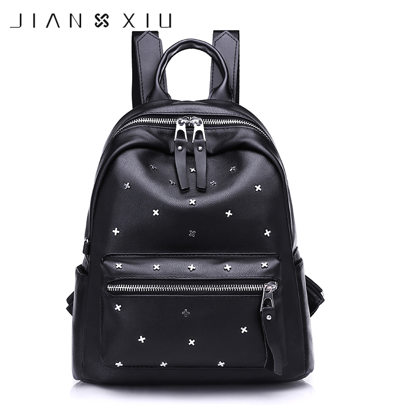 Fashion Cute Black Women/'s Girl Purse Shoulder Bag Oxford Daypack Mini Backpack