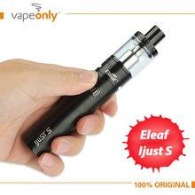 Cigarrillo electrónico kit 3000 mah eleaf ijust s acabo de s batería vape y 4 ml Atomizador con La Tapa De Llenado ECL 0.18ohm Cabeza vs ijust 2