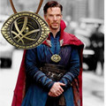 2016 new hot Marvel Doctor Strange Necklace Doctor retro Necklace Pendant Strange