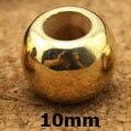 F1497 gold 10mm 6mm