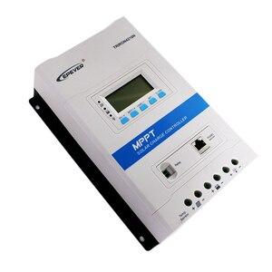 Image 3 - Контроллер солнечной зарядки EPever TRIRON 4210N 4215N 40A 12 В 24 В, ЖК Модульный солнечный регулятор, зарядное устройство 40 А с MT50 eBox WIFI BLE