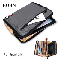 Brand Digital Storage Bag For Ipad 2 3 4 5 Tablet Cable Organizer Case Disk USB