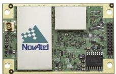 Nova OEM719 four-star multi frequency high precision Beidou board UAV robot surveying and mapping traffic ...