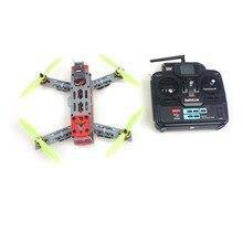 F16051-D 260 Drone con QQ de Vuelo A Través de Marco Pequeño RFT controlador de Motor ESC 6Ch TX y RX Sin cargador de Baterías FS
