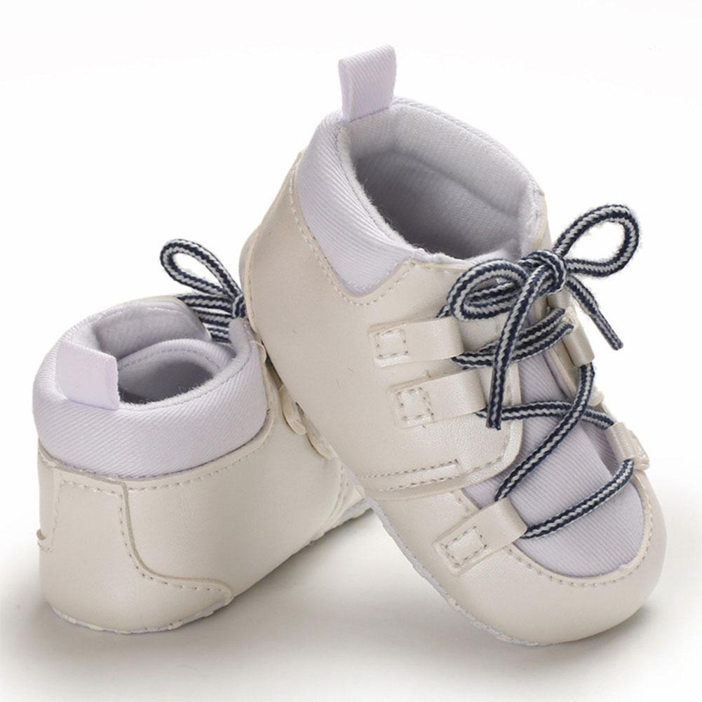 0 1 Years Baby Infant Boys Soft Sole Fashion Baby Shoes Casual Sports Shoes in First Walkers from Mother Kids