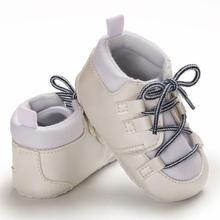 0-1 Years Baby Infant Boys Soft Sole Fashion Shoes Casual Sports