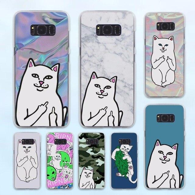 cat samsung s8 case
