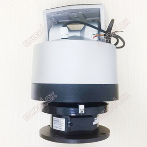 Image 3 - ヘビーデューティ 12 キロ負荷電動パンチルトスキャナー自動ptz水平垂直回転屋外防水cctvカメラサポート