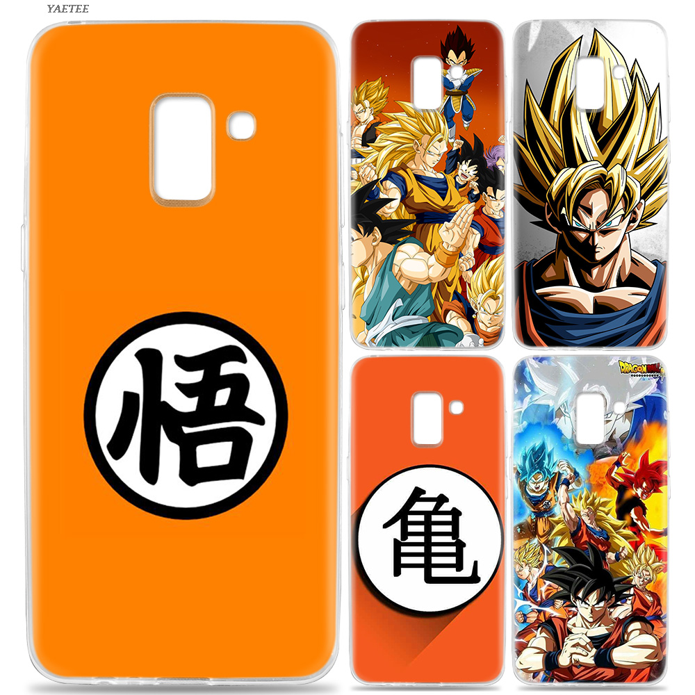 Accessories Phone Cases Covers Dragon Ball Super Broly For Samsung Galaxy A5 A6s A7 A8 A9s Star J4 J6 J7 J8 Prime Plus 2018 We Take Customers As Our Gods Cellphones & Telecommunications