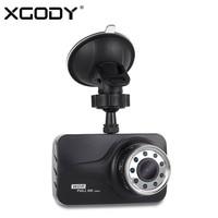 XGODY 3 Inch Car DVR Full HD 1080P Vehicle Car Video Recorder Camera Dash Cam IR