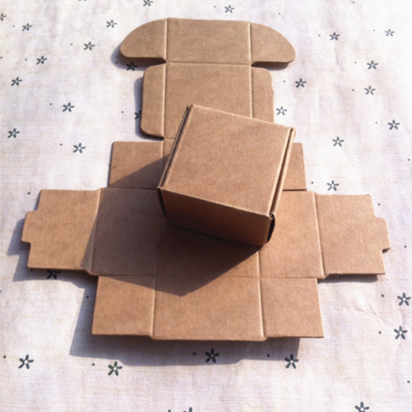 Kraft Brown Paper Wedding Favor Candy Packaging Bo Boutique Vintage Handmade Gift Ng