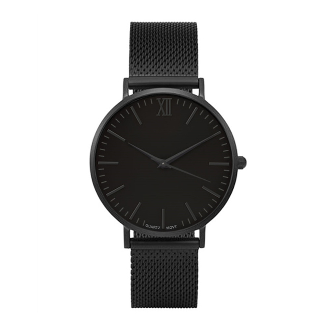 movement simple unique quartz nylon brief turntable strap christmas black female round band male watch wristwatch trendy watches paidu wrist item women for cool dial creative sport men