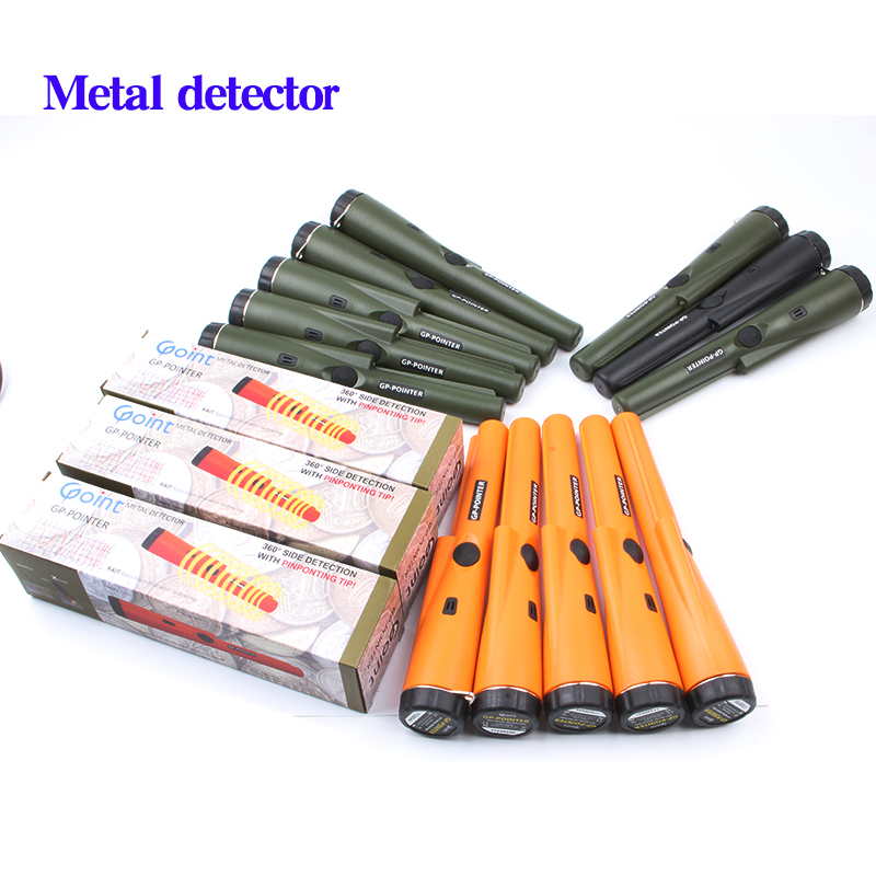 Free Shipping Newest Gold Hunter ProPointer Pinpointer Metal Detector ProPointer Gold Finder free shipping 2pcs waterproof gold detector gold hunter at propointer orange color