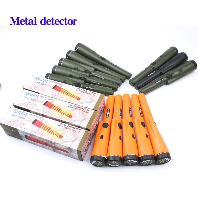 Newest Gold Hunter Pro Pointer Pinpointer Metal Detector ProPointer Gold Finder цена