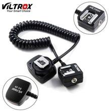 Viltrox SC 29 1M TTL Off Camera Flash Hot Shoe Sync Cord Cable for Nikon 8 SB 910 SB 900 SB 800 SB 600 SB 16B/20/21B/27/28