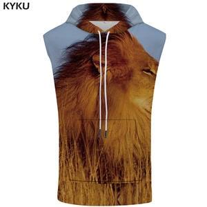 322da992931ba KYKU Brand Tank Top Vest Sleeveless Muscle Mens Clothing