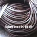 3mm width 10meters/bag real cow leather cord DIY jewelry accessories F660