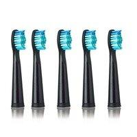Cabeças de escova de dentes elétrica  substituição de cabeças automáticas antibacterianas para seago 949/507/610/659