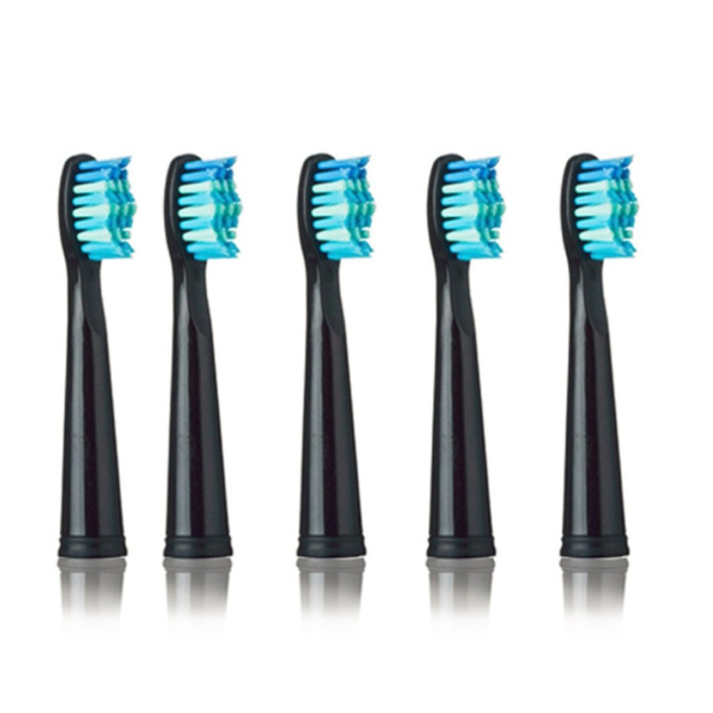 SEAGO Heads Toothbrush-Heads Replacemen Electric for 610/659 Antibacterial Automatic title=