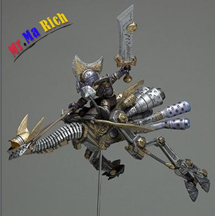Wow 6 Inch Gnome Warrior [sprocket Gyrospring] Action Figure World Famous Online Game Character Wow Pvc Figure Free Shipping