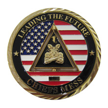 Platinum metal coin new American flag at competitive price