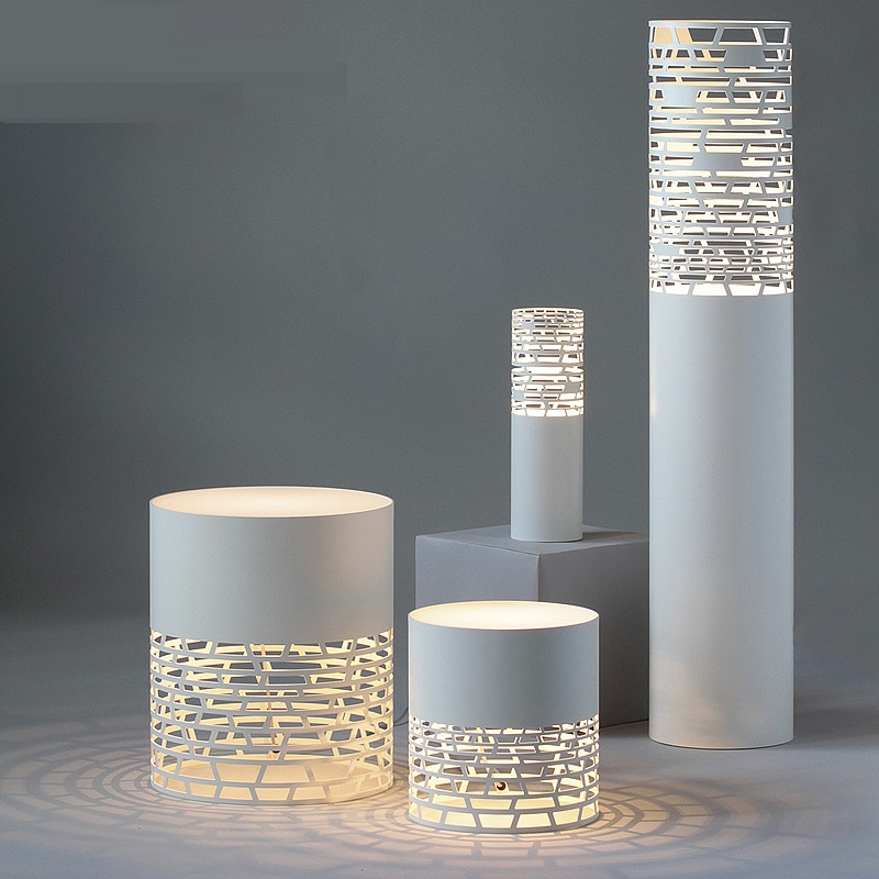 Современный Железный светодиодный напольный светильник для гостиной, спальни, чайного стола, товары с вырезами, скандинавский диван, прикр