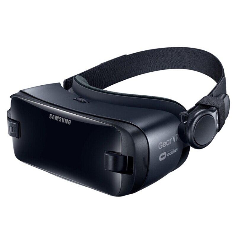 A engrenagem vr 5.0 3d óculos vr 3d caixa para samsung galaxy s9 s9plus s8 + note7 nota 5 s7 etc smartphones com controlador de bluetooth - 2