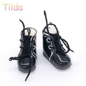 Тильда 2,5 см мини кукольная обувь для куклы блайз игрушка, Милая кожаная кукла обувь для Azone Obitsu Licca BJD аксессуары для кукол