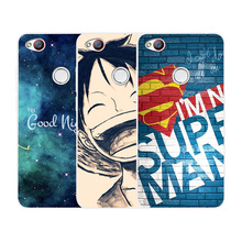 For ZTE Nubia Z11 Mini Case 3D Relief Painting Back Cover for ZTE Nubia Z11 Mini Phone Protector