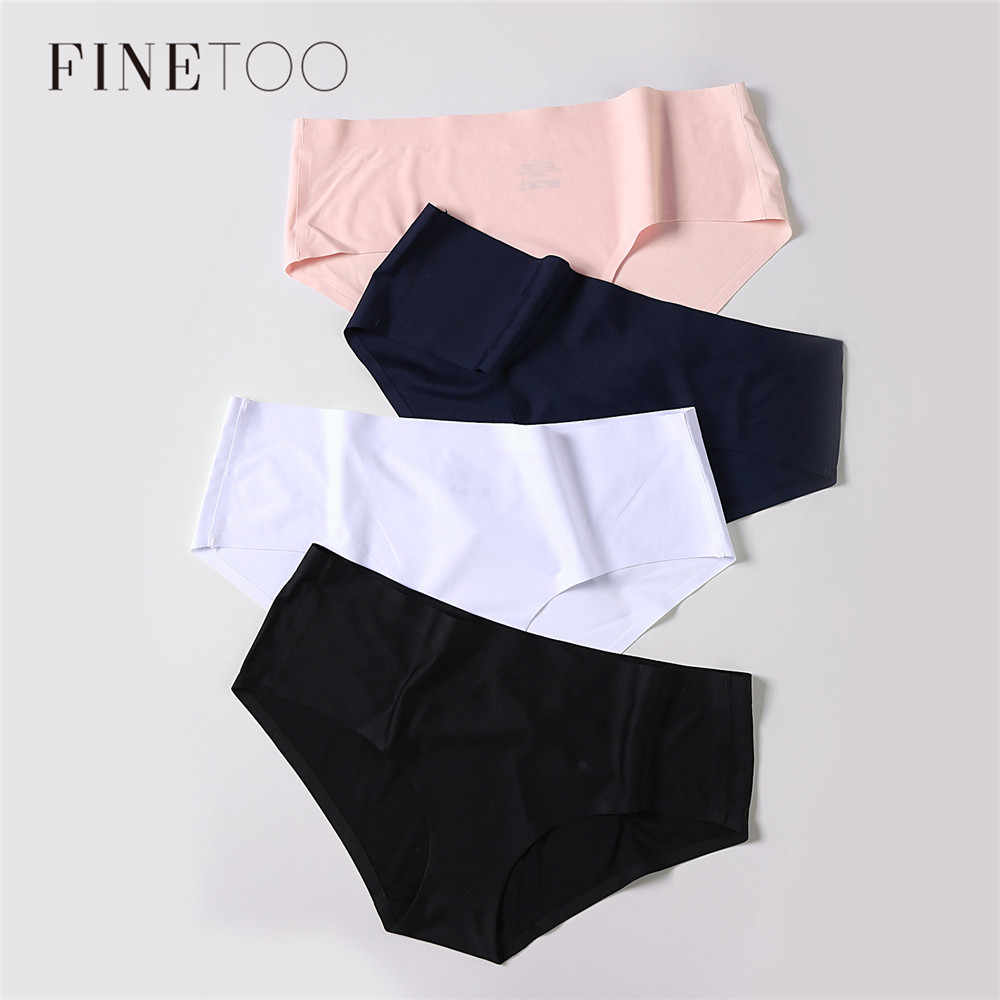 1Pc Seamless Panties For Women Fashion 4 Colors Underwear Girls Sexy Low-Rise Briefs Female Lingerie Soft Pants Ladies Intimates