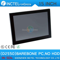 13 3 New Arrival Mini Pc All In One Touchscreen Barebone System With 2MM Ultra Thin