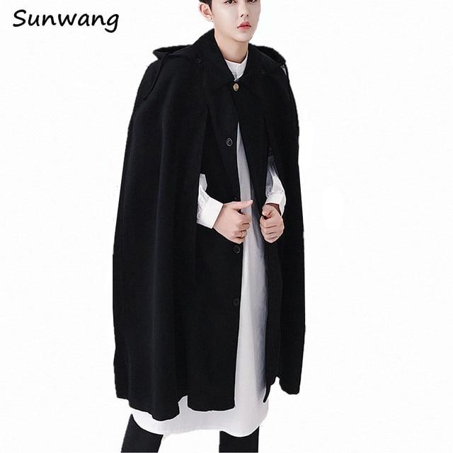 2018 Cazadora De Capucha Corea Capa Cool Harajuku Con Moda Abrigo pwqFz0pr