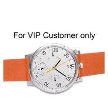 Dahase acier inoxydable de courroie de bande avec plaqué or couverture cas pour apple watch iwatch bracelet 38mm 42mm