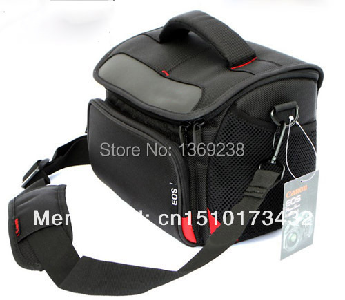 New Camera Case Bag For Canon DSLR Rebel 450D 5D 50D 500D 550D 5DII 5DIII 6D
