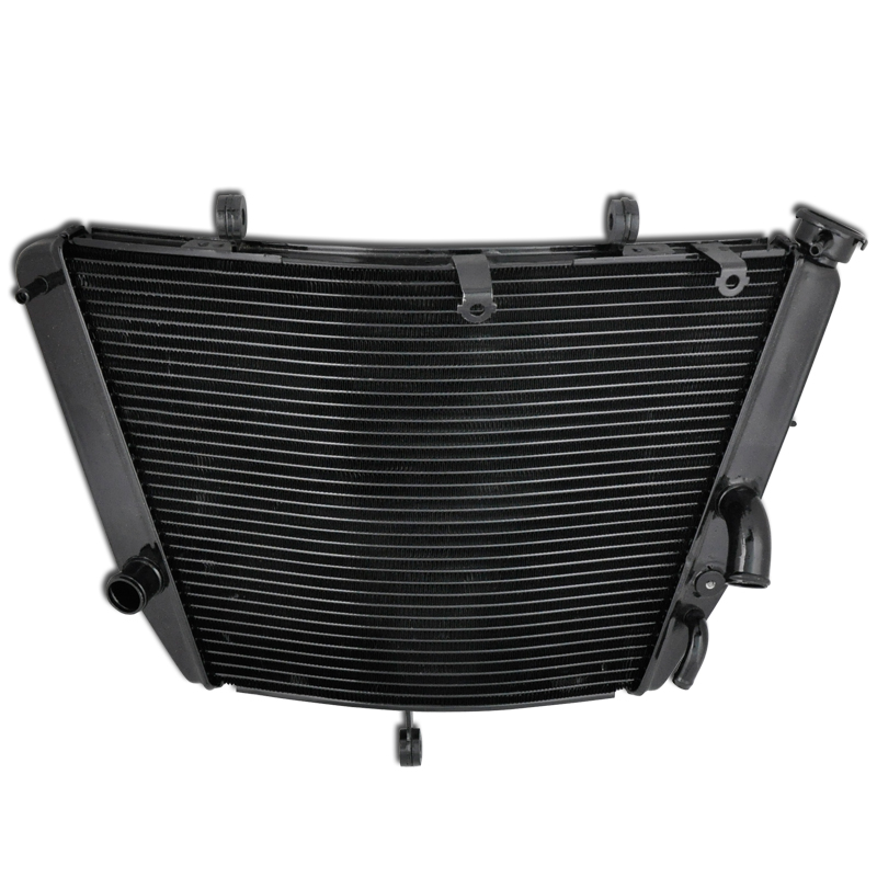 For Suzuki GSXR600 GSXR750 2006 2010 GSX R600 GSX R750 GSXR 600 750 Motorcycle Engine Radiator Aluminium Replace Cooling Cooler