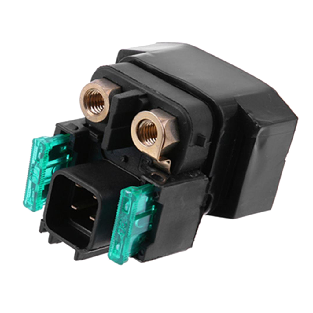 Image 3 - 1 Pcs Copper Electric Starter Relay Solenoid Magnetic Switch Replacement For Suzuki VL1500/GSXR600/GSXR600F/katana/SV1000 52 mm-in Motorcycle Switches from Automobiles & Motorcycles