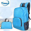 2017 Outdoor Foldable Backpacks Men Women Portable Waterproof Travel Bags Large Capacity Casual Backpack High Quality Nylon
