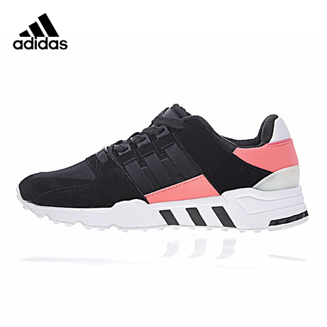 new concept 4b7b9 98f64 Adidas Clover EQT SUPPORT RF Womens Running Shoes, Black, Shock Absorption  Anti-Slip Abrasion Resistant Support Balance BB1319