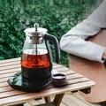 Электрический чайник  черный чай  вареный Электрический чайник из ПУ-эра  автоматическая стеклянная Паровая защита от перегрева