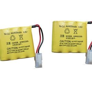 Cncool 2pcs/packaging 4.8V 400