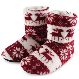 Winter Women Slippers Plush Wa