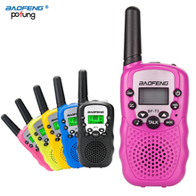 Get more info on the 2 PCS Baofeng BF-T3 Mini Children Walkie Talkie Way CB Ham UHF Radio Station Transceiver Boafeng PMR 446 PMR446 Scanner Portable