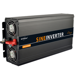 Image 3 - Inverter 12V/24V 220V 230V 2500W/5000W Voltage transformer Pure Sine Wave Power Inverter DC12V to AC 220V Converter